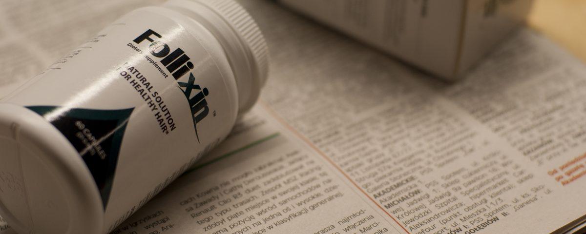 Follixin tabletki na porost włosów