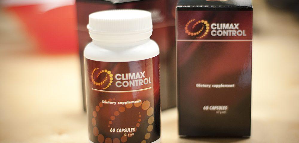 tabletki na przedwczesny wytrysk Climax Control