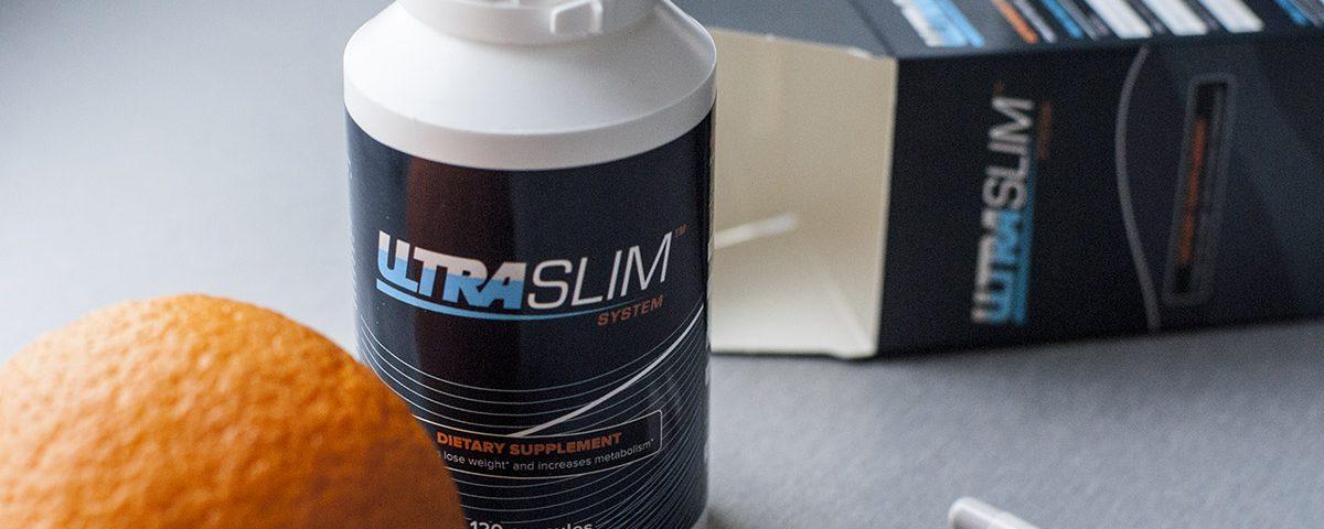 ultra slim naturalny spalacz tłuszczu